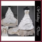 fee shipping 2010 new arrival wedding dress034