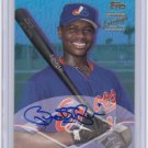 2000 Topps_BRANDON PHILLIPS Rookie Auto/AU Card/RC~'00