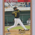 2006 Bazooka Gold_JOSE BAUTISTA Rookie Card/RC~'06~2002