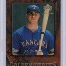 2001 Upper Deck_MARK TEIXEIRA Rookie Card/RC~'01~03~/25