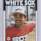 1986 Topps OZZIE GUILLEN Rookie Card/RC~86~1985~85~1983