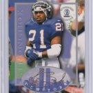 1997 Score_TIKI BARBER Rookie Card/RC~'97~TIKE~VIRGINIA