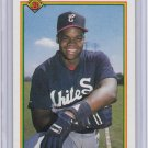 1990 Bowman FRANK THOMAS Rookie Error/ERR Card/RC-90~89