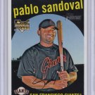 2008 Topps_PABLO SANDOVAL Rookie Card/RC~'08~2006~'06
