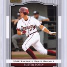 2008 Razor_Silver BUSTER POSEY Rookie Card/RC~'08~2010