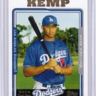 2005 Topps_MATT KEMP Rookie Card/RC~'05~2006~06~DODGERS