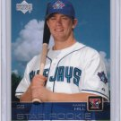 2003 Upper Deck_AARON HILL Rookie Card/RC~'03~2002~2005