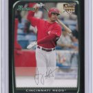 2008 Bowman JOEY VOTTO Rookie Card/RC~'08~2002~'02~REDS