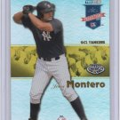 2008_JESUS MONTERO Rookie Card/RC~#d/25~08~2011~11~2006