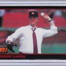 1993_BILL CLINTON Rookie Card/RC~'93~PRESIDENT~HILLARY