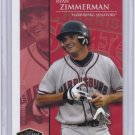 2005 Just_RYAN ZIMMERMAN Rookie Card/RC~'05~2006~06~WSN