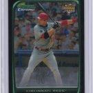 2008 Bowman Chrome_JOEY VOTTO Rookie Card/RC~08~2002~02