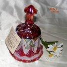 1816 Fenton Red Carnival Christmas Bell
