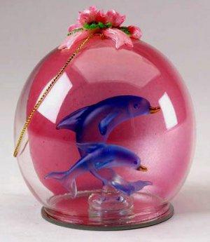 29207 Blue Dolphins Home Decor
