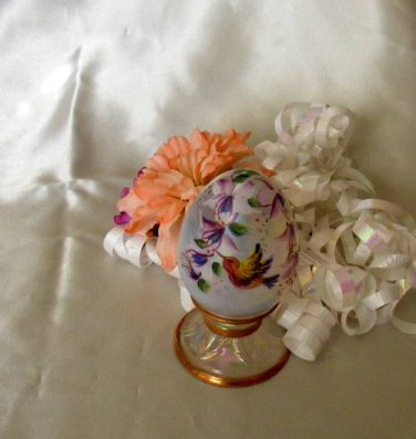 3762 Fenton Hummingbird Opal Egg