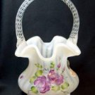 3550 Fenton Cottage Roses Basket