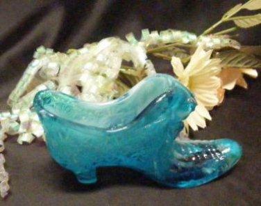 Boyds Blueberry Swirl Cat Slipper 3482