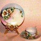 Bavaria Floral Dessert Plate Set 3285
