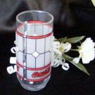 2071 Stained Glass Coca Cola Tumbler