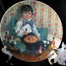 3574 RECO Little Jack Horner Collector Plate