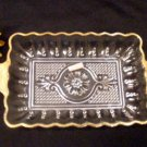 2228 Anchor Hocking 22K No. 156 Relish Tray
