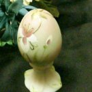 3066 Beautiful Fenton Lotus Mist Burmese Egg