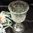 3819 AvonFostoria Loving Cup Candleholder