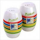 38314 Picasso Lines Salt Pepper Set