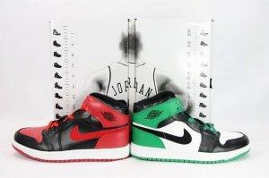 Jordan Retro 1 DMP 60+ Pack (Bulls / Celtics)
