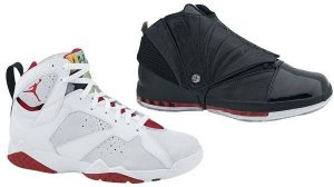Nike Air Jordan Collezione (Countdown Pack 16 / 7)