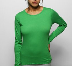 American Apparel 6307 Large Grass
