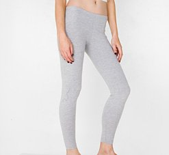 American Apparel 8328 Extra Small Grey