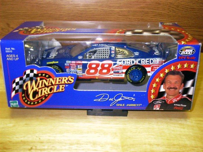 Dale Jarrett #88 Championship Car