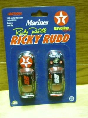 Ricky Rudd #28 Havoline Car Set