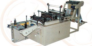 The Series Of  SDB-Z Computer Controlled Bags Making Machine