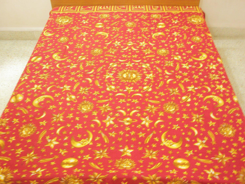 Red Sun Tapestry Indian Print Bedding Sofa Throw Hippie Decor Beach Blanket Vintage Decor India