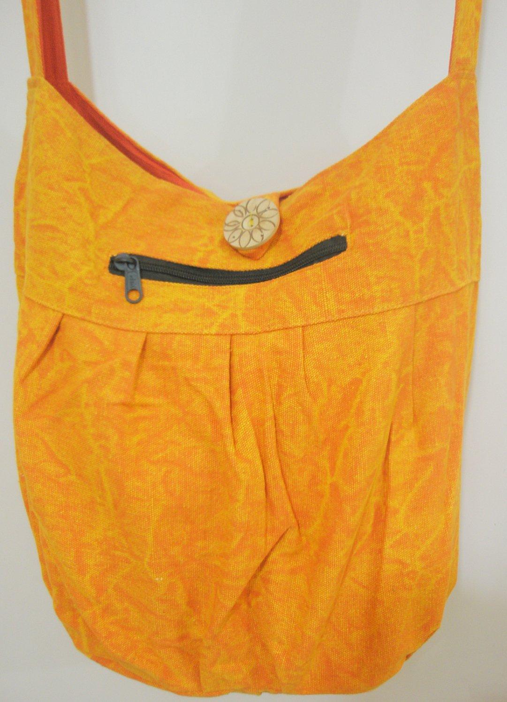 Handmade Pattern Free Hippie Boho Crossbody Bag Fabric Messenger Sling Bag Ethnic Retro India