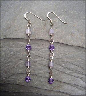 A Primitive Design Earrings
