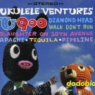 U900 Ukulele Ventures 2011 [CD+DVD] New Sealed