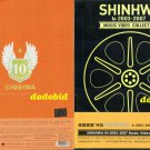 Shinhwa 10th Anniversary Live in Seoul [4-DVD Set] + Music Video Collection