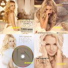 Britney Spears Hold It Against Me Taiwan Promo [7-track Remix CD] Femme Fatale