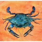 Blue Crab Mouse Pad Hot pad trivet 8097MP