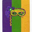 Mardi Gras Mask Mouse Pad Hot pad trivet 8362MP