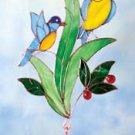 Large Songbirds Windchime