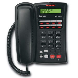 Uniden SIP Executive IP Deskset VoIP Phone NEW