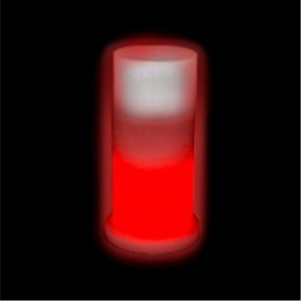 CLEARANCE!!! 1.5 oz. Red Glowing Shot Glass