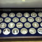 The New Treasure Coins Of The Carribbean (Proof's)