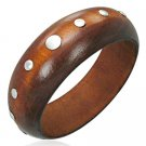 Indian Studded Wooden Bangle