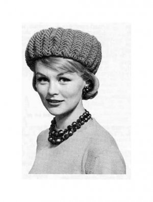 How to Knit a Bubble Tam Hat | eHow.com