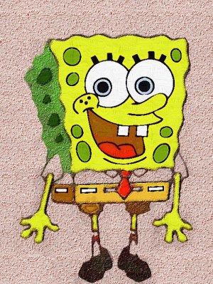 8x10 Sponge Bob